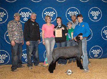 Kennedy Livestock Winners